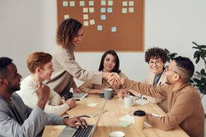 role plays in sales training
